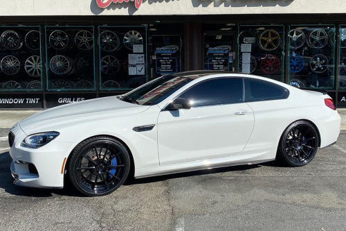 Bmw 6 Series On TEC 2.4