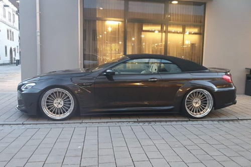 Bmw 6 Series On TEC 3.1