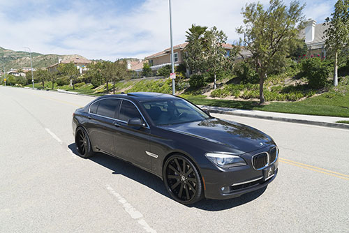 Bmw 7 Series On Concavo
