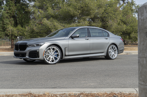 Bmw 7 Series On Drea-M