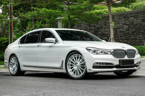 Bmw 7 Series On TEC 2.3