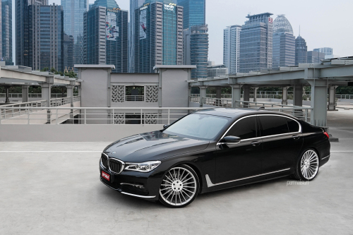Bmw 7 Series On Tec Mono 1.1