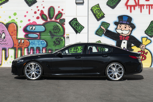 Bmw 8 Series On Drea-M