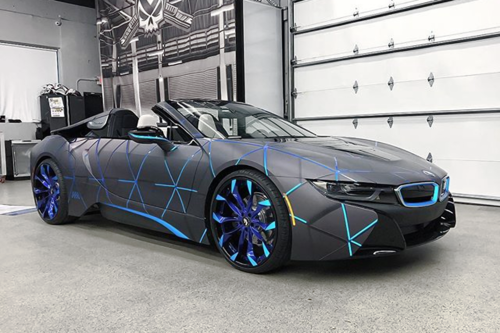 Bmw I8 Car Gallery