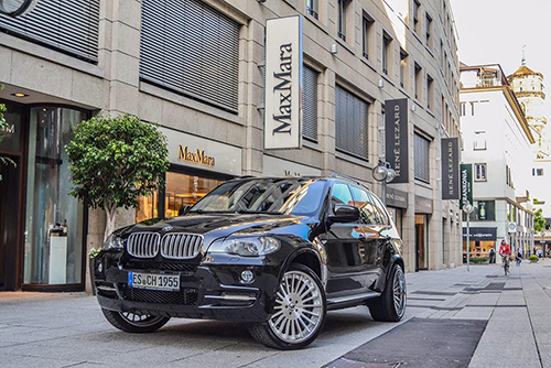 Bmw X5 Series On Disegno