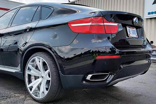 Bmw X6 Series On Aguzzo-ECL