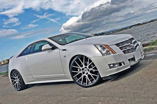 Cadillac Cts On Flow 001