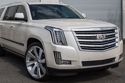 Cadillac Escalade On Otto-M