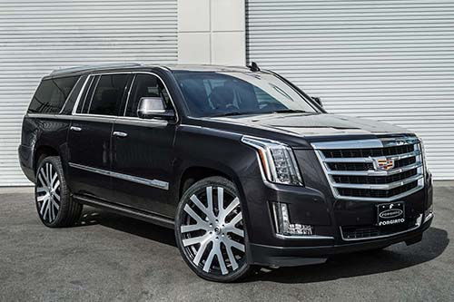 Cadillac Escalade On Dito-M