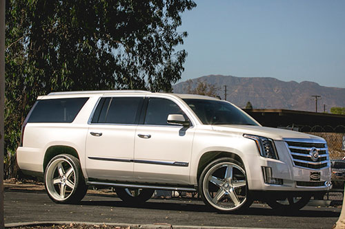 Cadillac Escalade On Classico