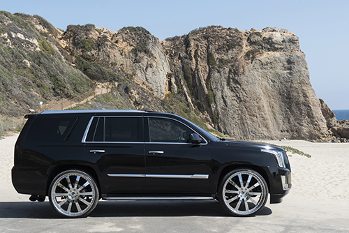 Cadillac Escalade On Concavo