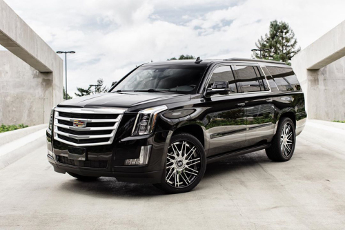 Cadillac Escalade On TEC 3.6