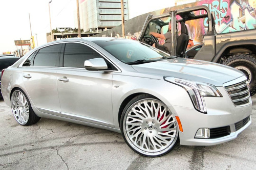 Cadillac Xts On BiaForca