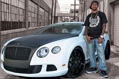 Celebrity Rides Desean Jackson On Concavo