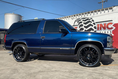Chevrolet Tahoe On Maglia