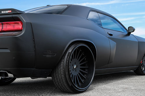 Dodge Challenger On Disegno