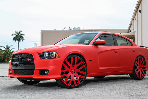 Dodge Charger On Dito-M