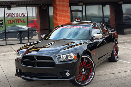Dodge Charger On Veraso