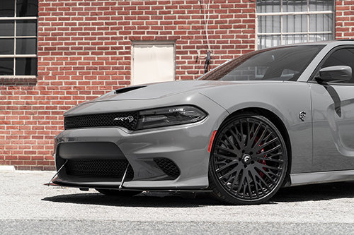 2017 Dodge Charger >> wheels