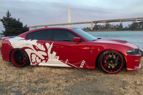 Dodge Charger On Drea