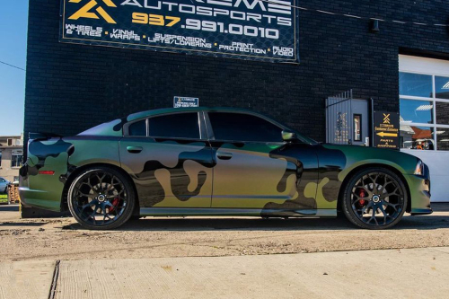 Dodge Charger On Drea-M