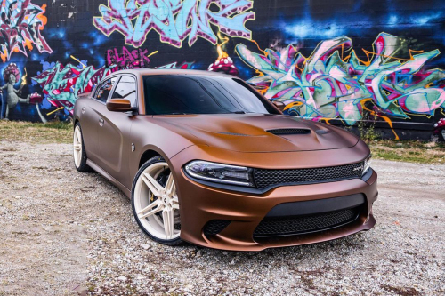 Dodge Charger On TEC S4