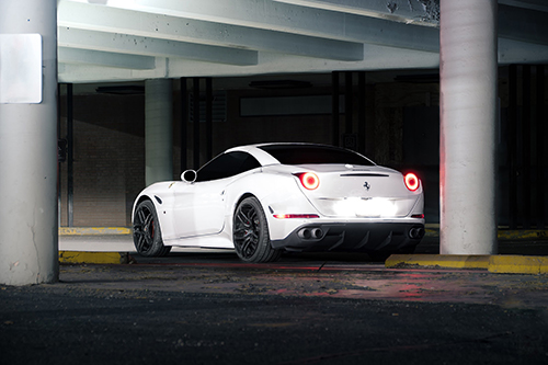 Ferrari California On Dieci-ECX