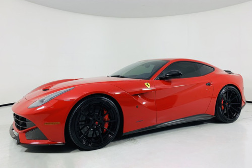 Ferrari F12 Berlinetta On TEC 2.4