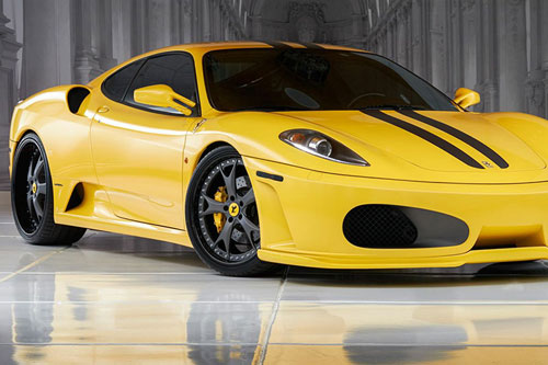Ferrari F430 On Forcella