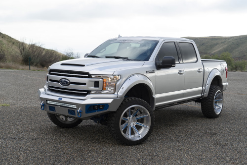 Ford F150 On Gambe-1