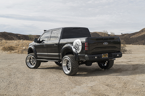 Ford F150 On Avviato