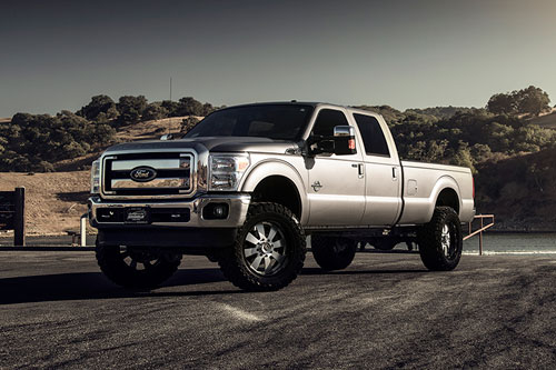 Ford F250 On Otto