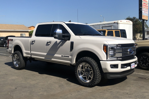Ford F250 On Finestro-T