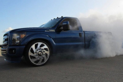 Ford F250 On Indurire