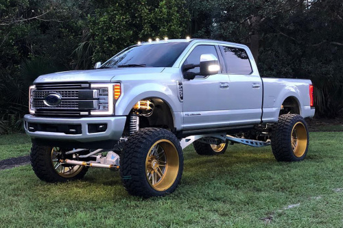 Ford F250 On Ventaglio-T
