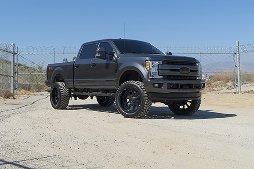 Ford F250 On F2.04-T
