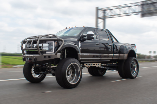 Ford F350 On Torino-Duro