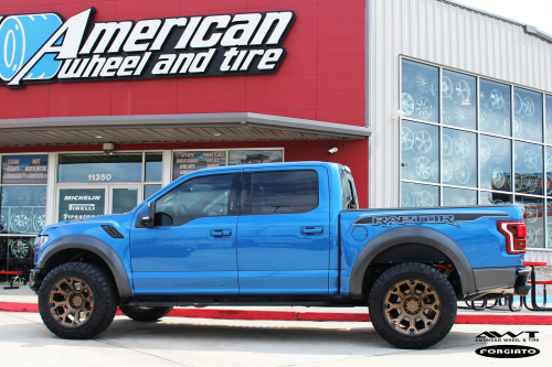 Ford Raptor On Flow Terra 002