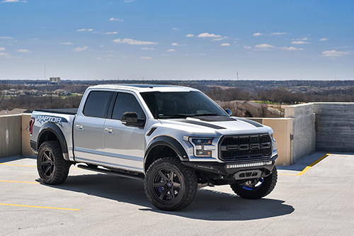 Ford Raptor On TEC 2.6
