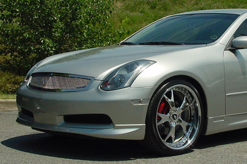Infiniti G35 On Forcella