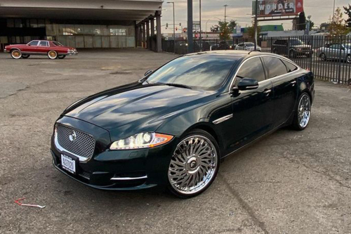 Jaguar Xjl On BiaForca