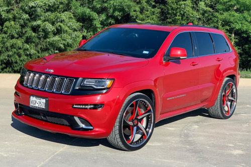 Jeep Cherokee On Appuntito-ECL