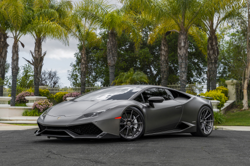 Lamborghini Huracan On TEC 2.2