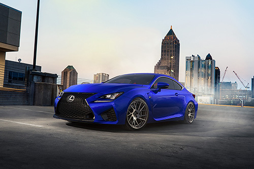 Lexus RC On TEC 2.2