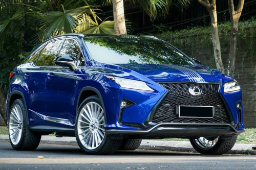 Lexus Rx On Tec Mono 1.1