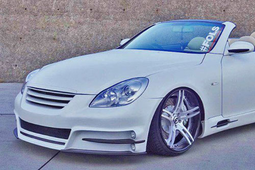 Lexus Sc On Pianura