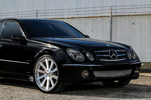 Mercedes-benz E Class On Concavo