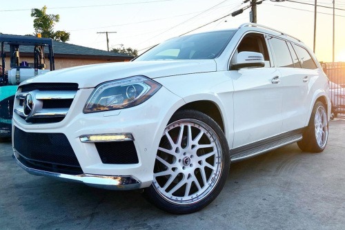 Mercedes-benz Gl Class On Twisted Maglia-FF
