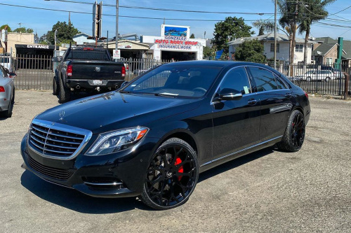 Mercedes-benz S Class On Drea-M