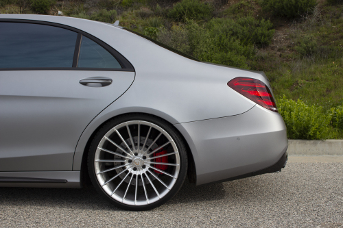 Mercedes-benz S Class On Tec Mono 1.1